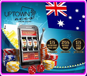australianodeposit.com Uptown Aces Mobile Roulette No Deposit Codes